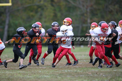 10/23/2011 - 12 year olds - Commack Blue vs. Connetquot Red