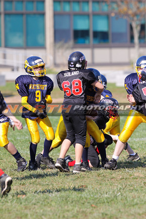 11/08/2009 (10 Year old B) Northport vs. Connetquot