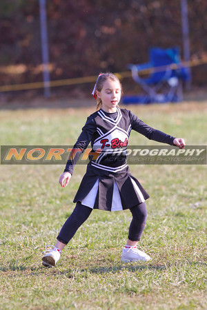 11/08/2009 (11Year old B) Connetquot Cheer