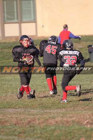 11/14/2010 (11yr old)- Bellport vs. Connetquot Red