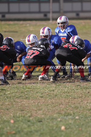 11/14/2010 (9yr old) Central Islip vs. Connetquot Red