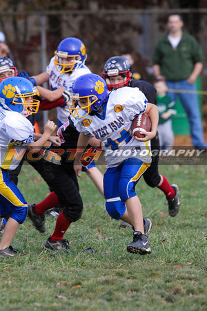 11/15/2009 (10 Year Old B) West Islip vs. Connetquot