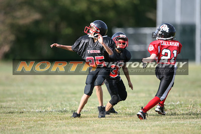 9/18/2011 (12 Year Old) Huntington Red vs Connetquot Red