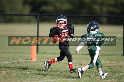 9/18/2011 (5/6 year olds) - Longwood Black vs Connetquot Black