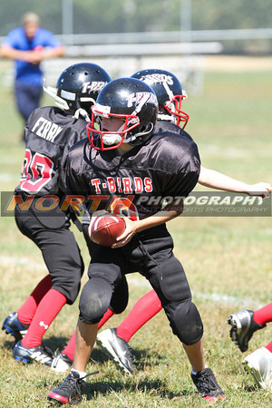 9/23/2012 (10 Year Old) Connetquot Red vs. South Hampton