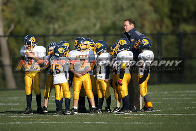10/17/2010 - West Islip vs. Northport Tigers @ Bellerose Ave.