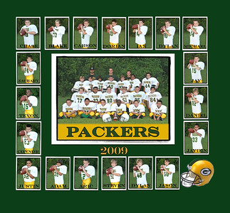 Packers Camp Lejune