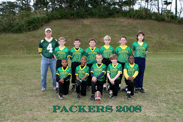 Packers Flag Football