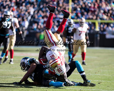 San Francisco 49ers wide receiver Anquan Boldin (81)