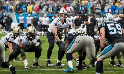 New Orleans Saints quarterback Drew Brees (9)