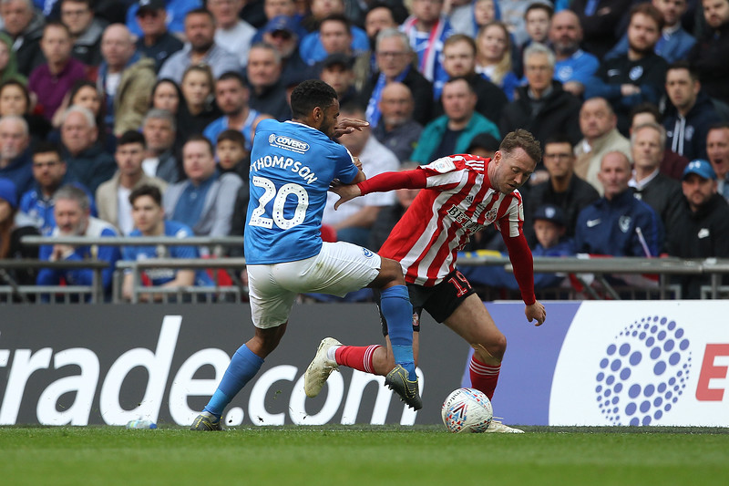 Portsmouth vs Sunderland Final Tie 31/03/19