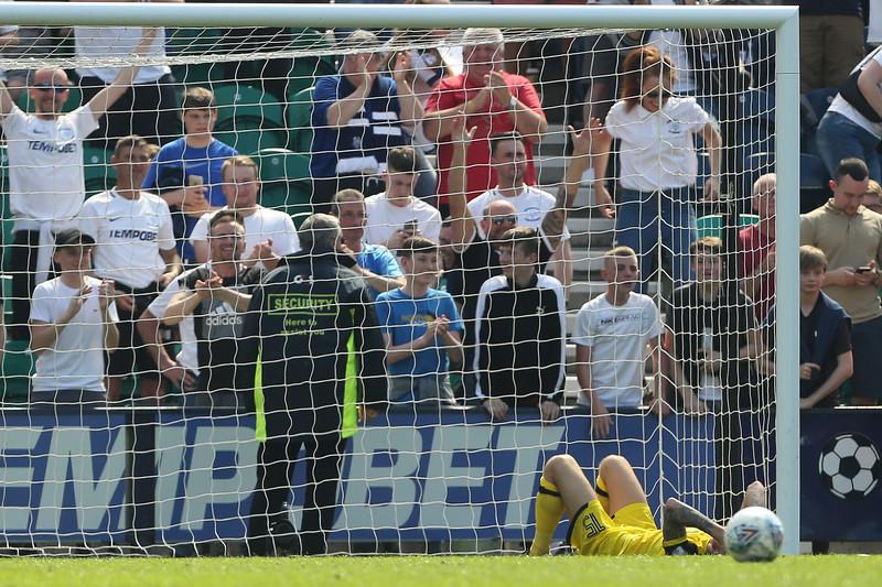 Preston vs Burton 06/05/18