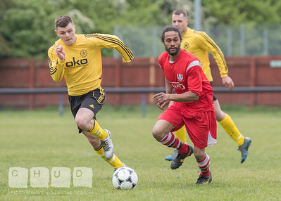 Prostate Cancer Charity Match 13/05/2017
