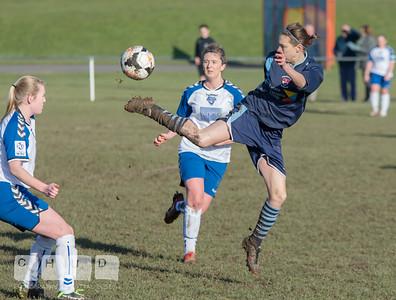 Radcliffe Olympic Ladies v Durham Ladies FC 08/02/2015