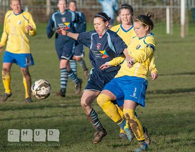 Radcliffe Olympic Ladies v Mansfield Town Ladies 07/12/2014