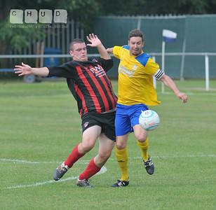 Radcliffe Olympic v Ellistown & Ibstock United 09/08/2014