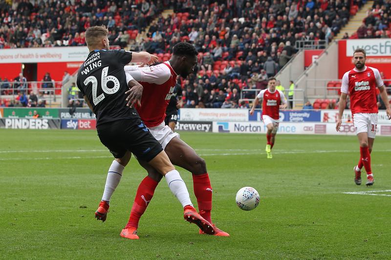 Rotherham vs Middlesbrough 05/05/19