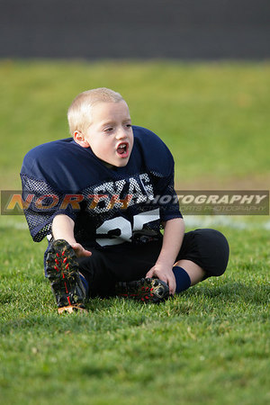 (11/26/06 SUPER BOWL) Pee Wee Jets vs. Giants