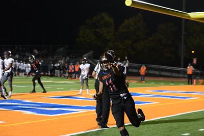 Santa Teresa vs Piedmont Hills Varsity 33-25