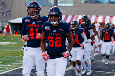 UTSA vs New Mexico - Gildan Bowl 2016-9787