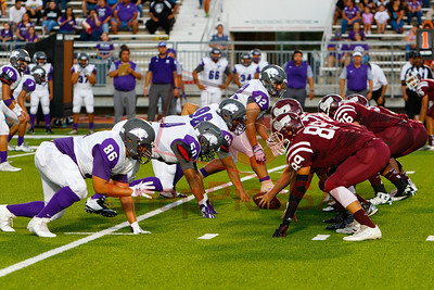 Marshall vs Weslaco - Sept 2016