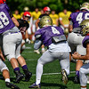 Section 3 - Football - 4 Team Scrimmage - Aug 25, 2018