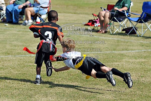 Sienna Flag Football 2009