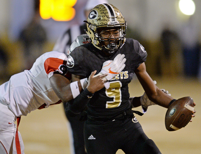 Greer vs South Pointe Football