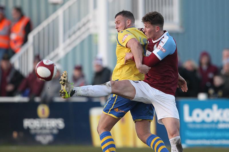 South Shields vs Warrington 16/02/19