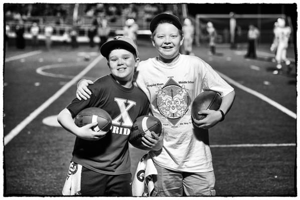 St. Xavier Football 2011