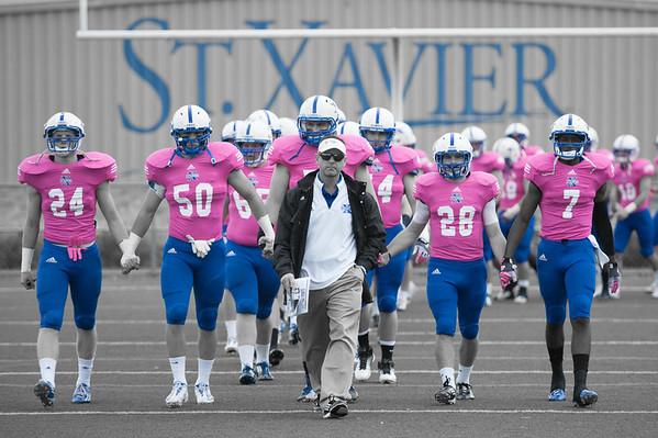 St. Xavier Football 2012