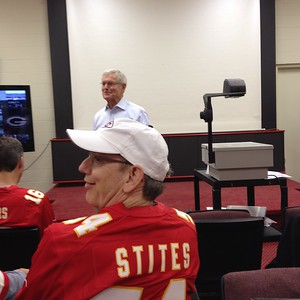 Coaching tips from the great coach Vermeil!
