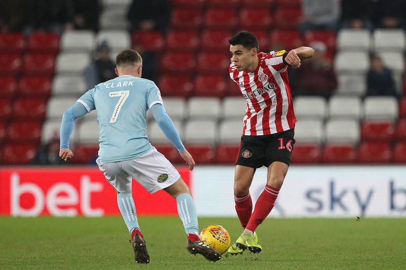 Sunderland vs Accrington 15/02/19