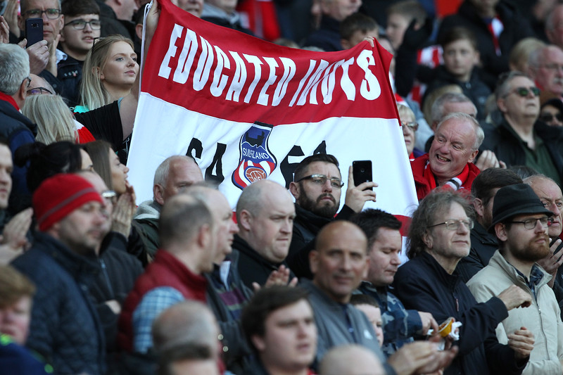Sunderland vs Portsmouth 11/05/19