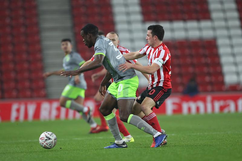 Sunderland vs Walsall 11/12/18