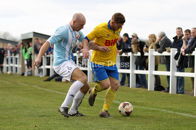 Stockton Town vs Ashbrooke  Belford House - Sunderland Shipowners Cup Final.