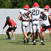 Kirby Smart coaching up the DBs