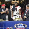 Kirby Smart and MVP George Pickens (1)