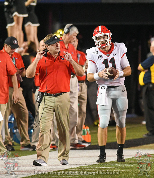 Kirby Smart and Jake Fromm (11)