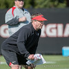 Kirby Smart - 2018 Spring Practice - Day 2 - March 22, 2018