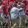 Kirby Smartmake a point on the sideline
