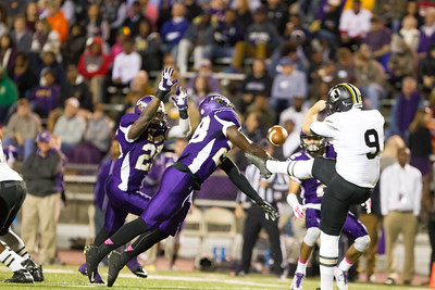 UNA Football vs. UNC Pembroke 2015
