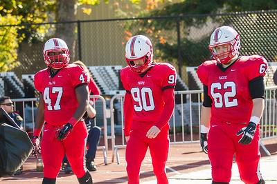 V-Football | Whitworth | 10-28-17 | Tyler Kanoa