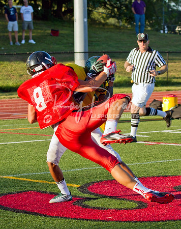Newfield 4 way scrimmage