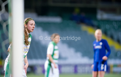 Yeovil Town Ladies v Chelsea Ladies - FA Womens Super League 1, Huish Park, February 21st 2018