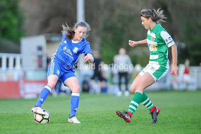 Yeovil Town Ladies v Birmingham City Ladies - FA Womens Super League 1, Viridor Stadium, April 18th 2018