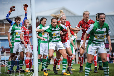 Yeovil Town Ladies v Bristol City Women - FA Womens Super League 1, Viridor Stadium, May 12th 2018