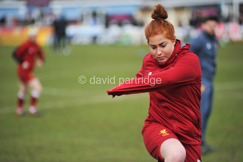 Yeovil Town Ladies v Liverpool Ladies - FA Womens Super League 1, Viridor Stadium, April 1st 2018