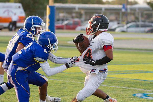 Wasco vs Bakersfield Christian Junior Varsity