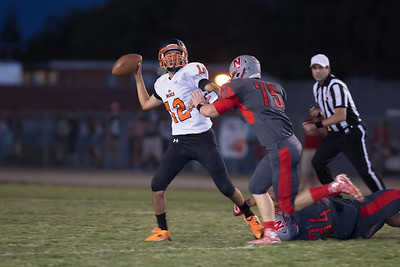 Wasco vs North High Varsity Football-1831